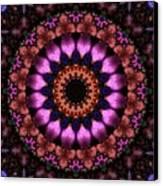 Klassy Kaleidoscope Canvas Print