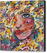 Kuziana Canvas Print