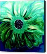 La Flora Canvas Print