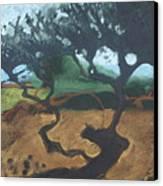 La Jolla I Canvas Print