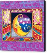 La Luna 1 Canvas Print by John Keaton