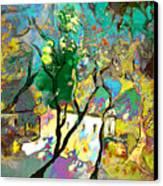La Provence 16 Canvas Print