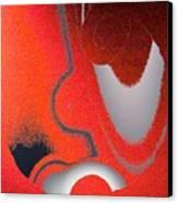 Labremains Canvas Print
