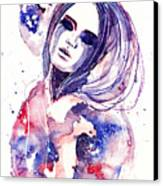 Lacrima Nebula  Canvas Print
