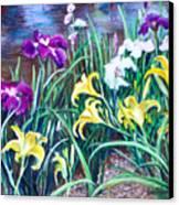Ladies Club Canvas Print