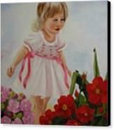 Lady Bug Lady Bug Canvas Print