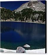 Lake Helen Lassen  Canvas Print