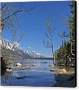 Lake Jenny Canvas Print