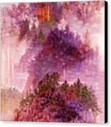 Lake Memories Canvas Print