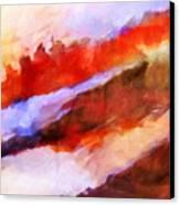 Large Motion Canvas Print