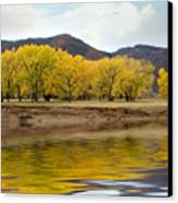 Las Animas Fall Canvas Print