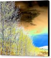 Late Autumn Canvas Print by Will Borden