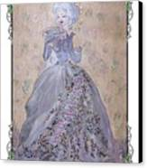 Lavender Lady Canvas Print