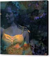 Lazer Canvas Print by Adam Kissel