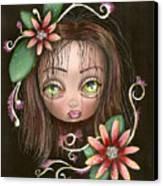 Lazy Eye Canvas Print