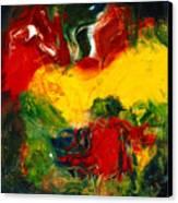 Le Penseur Canvas Print