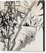 Leaf C Canvas Print by Rang Tian