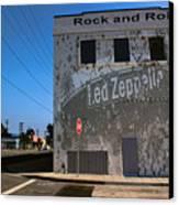 Led Zeppelin I Canvas Print