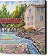Legare Mill Canvas Print