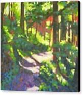 Lena Lake Trail II Canvas Print