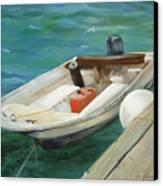 Lets Go Fishing Canvas Print