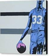 Lew Alcinder Canvas Print by Justin Farmer
