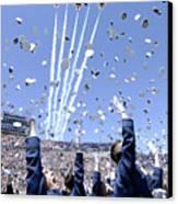 Lieutenants Commemorate Canvas Print by Stocktrek Images