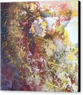 Light In The Fermement Canvas Print