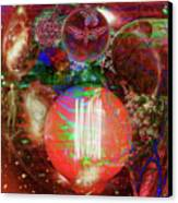 Light Of Man Multidimentional Sight Canvas Print
