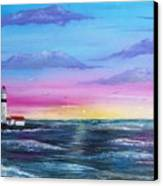 Lighthouse  5 Canvas Print