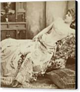 Lillie Langtry (1852-1929) Canvas Print by Granger