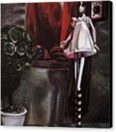 Lillys Canvas Print by Lori Keilwitz