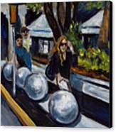 Lincoln Road Canvas Print