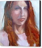 Lisa II Canvas Print