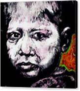 Little Rosita Canvas Print