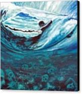 Live Free Or Die Canvas Print