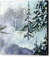 Lket It Snow - Let It Snow Canvas Print