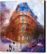 London Central Canvas Print by Marilyn Sholin