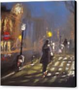 London Fog 2 Canvas Print