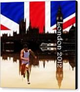 London Olympics 2012 Canvas Print