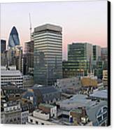 London Panorama From The Monument Canvas Print