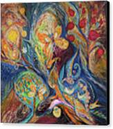 Longing For Chagall Canvas Print