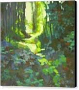 Lothlorian Wood Canvas Print