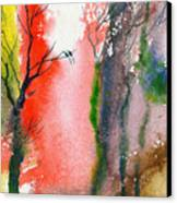 Love Birds 2 Canvas Print