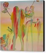 Love Is Eternal Canvas Print