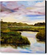 Low Country Canvas Print by Phil Burton