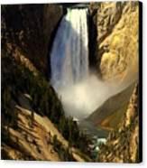 Lower Falls 2 Canvas Print