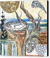 Luna 2 Canvas Print