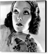 Lupe Velez, Mgm, 1933, Photo Canvas Print by Everett