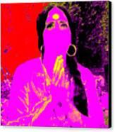 Ma Jaya Sati Bhagavati 16 Canvas Print by Eikoni Images